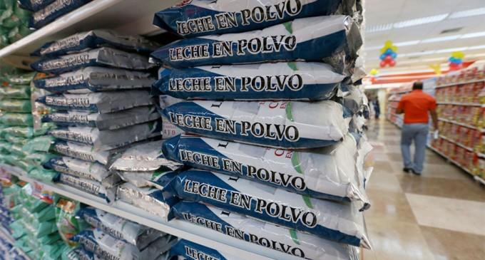 Cavilac: leche en polvo debería ubicarse en Bs. 100