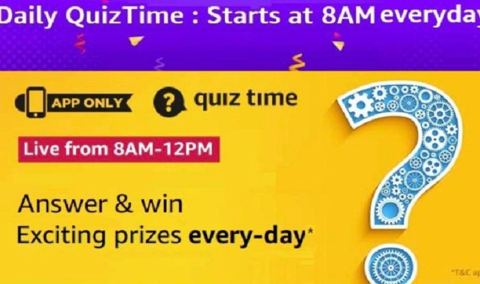 Amazon Daily Quiz Answers for January 1 2020 Revealed
