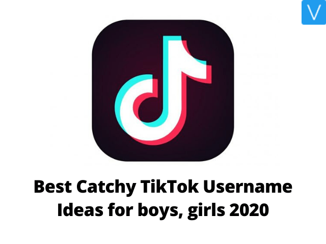 1800 Best Tiktok Username Ideas January 2020 For Boys And Girls