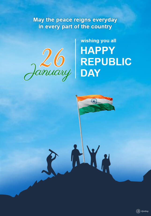Happy Republic Day Messages 2020