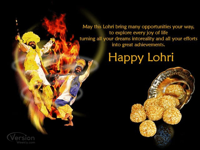 happy lohri messages images 2021