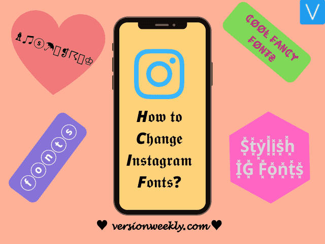 How to Change IG Fonts for Stories Bio Names Comments Captions