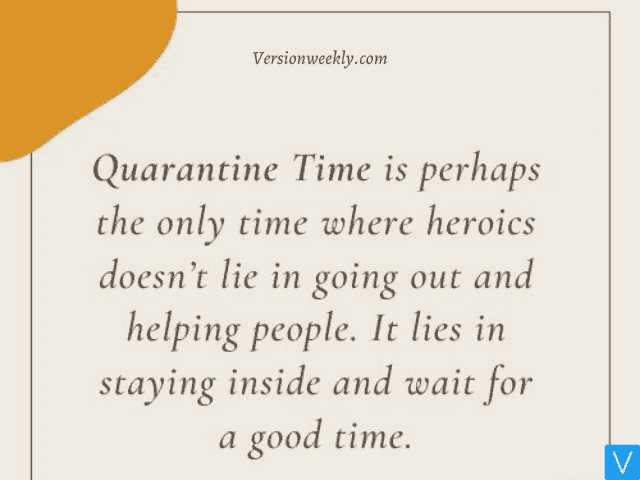 Instagram Captions for Quarantine Time