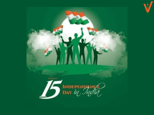 74th independence day status image for whatsapp status