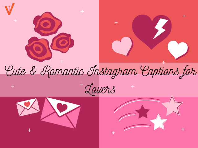 Romantic Insta Captions for Lovers