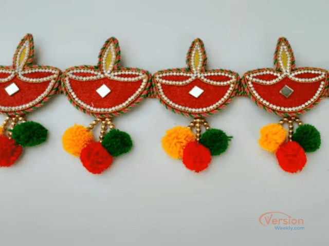 Diwali torans for houses and office decor