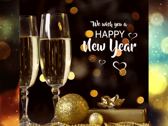 we wish you a happy new year image png