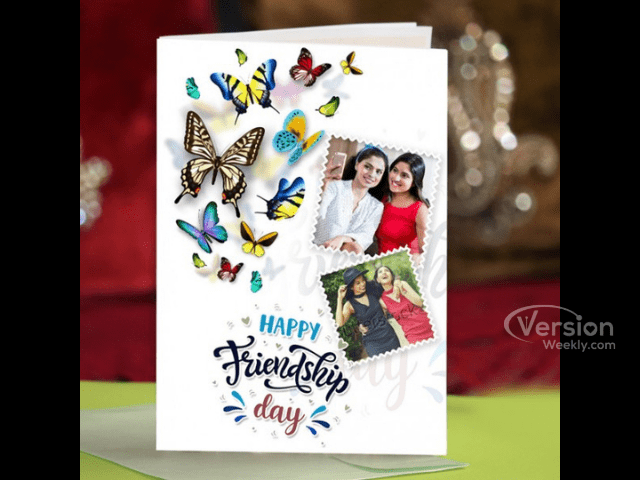 share beautiful friendship day card to friends