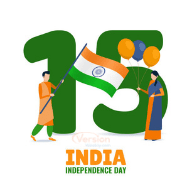 75th independence day whatsapp profile pic