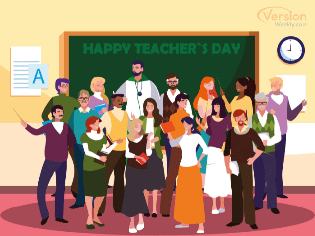 happy teachers day png images