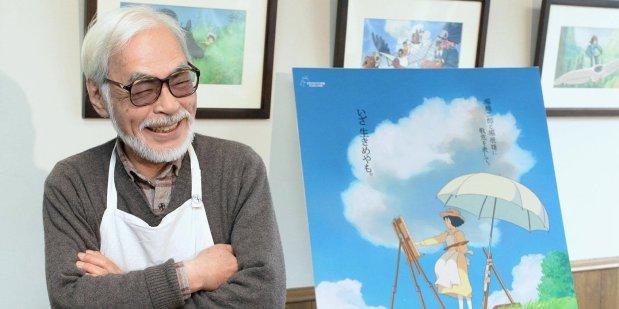Каким будет тематический парк по фильмам Миядзаки
