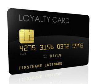lojalumo korteliu gamyba