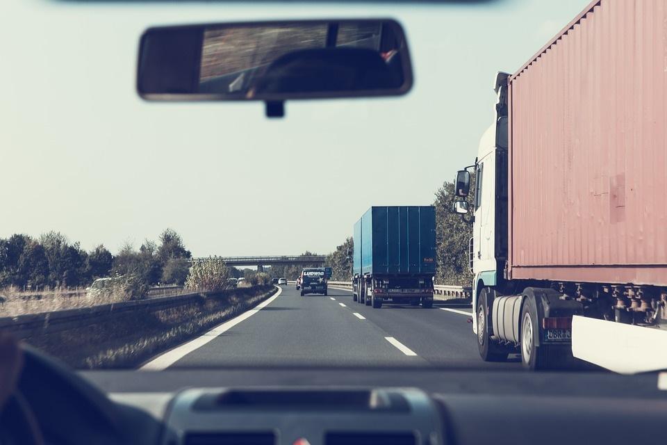 krovinio pervežimas