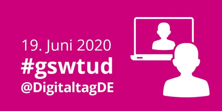 Icon zum Digitaltag am 19.06.2020