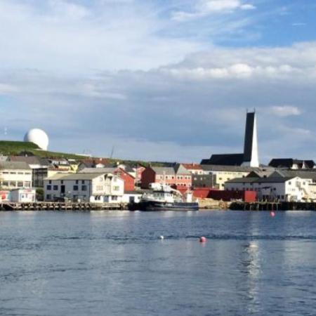 Dette bildet av Vardø er levert av Tripadvisor
