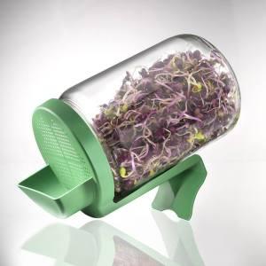 Germoir Germline en verre Sans BPA pour graines germées