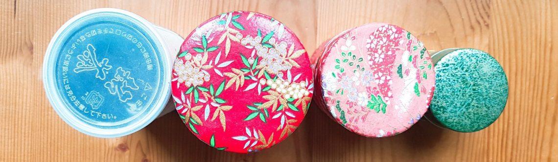 Les nombreux bienfaits du thé vert japonais. Mes boites à thé vert