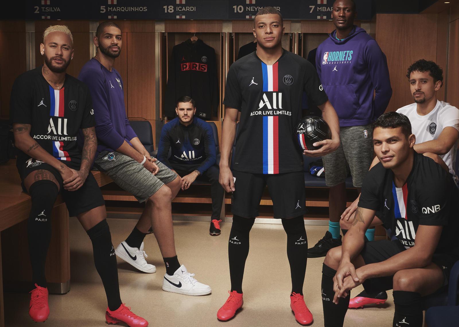 psg and jordan brand unveil the club s