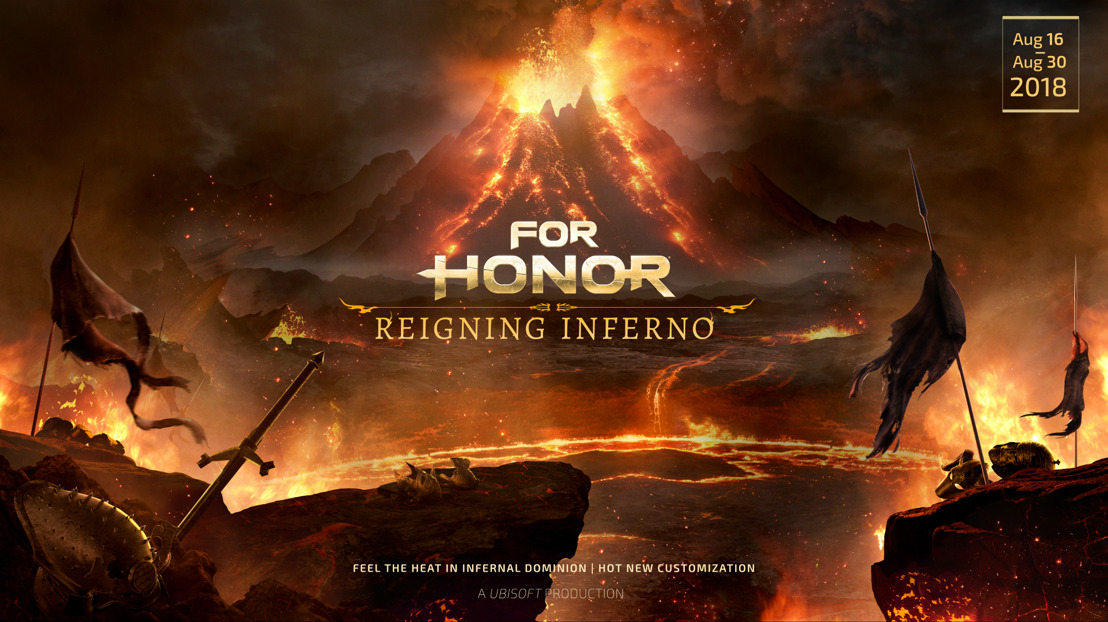 For honor Reigning inferno