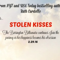 Stolen Kisses (Barrington Billionaires #2) by Ruth Cardello Reviewed