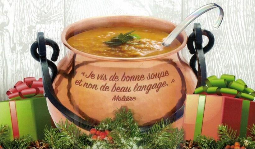 Soupes de Noel Fouday