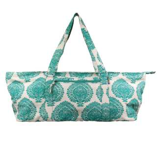 Sac Deluxe Yoga Prop Jute Yoga-Mad green