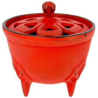 Brûle-parfums Bol rouge Iwachu