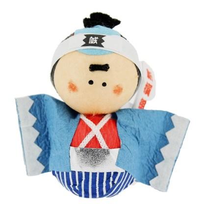 Culbuto Okiagari Shinsengumi le guerrier