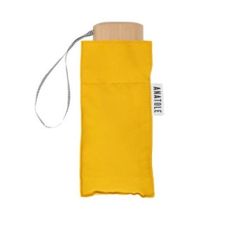 Mini parapluie Anatole jaune moutarde Martin