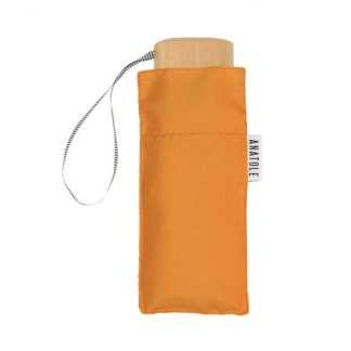 Mini parapluie Anatole orange Auguste