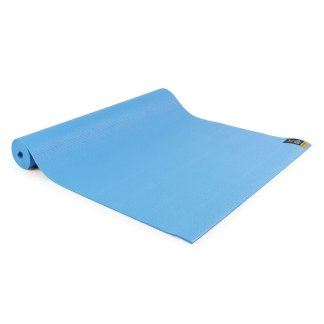 Tapis de Yoga Warrior II 4mm Yoga-Mad light blue