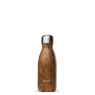 Bouteille Wood Qwetch 260ml
