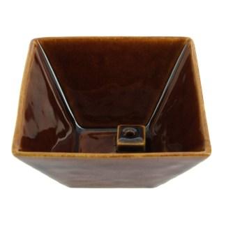 Brûle-parfums Yukari bol marron Nippon Kodo