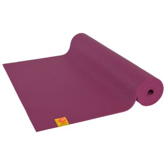 Tapis de yoga Non-Toxique prune