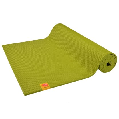 Tapis de yoga Non-Toxique Chin Mudra vert