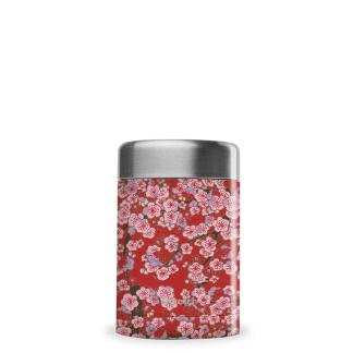 Boîte repas et soupe isotherme Flowers 650ml Qwetch