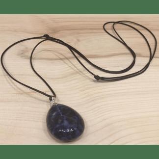 Collier Sodalite