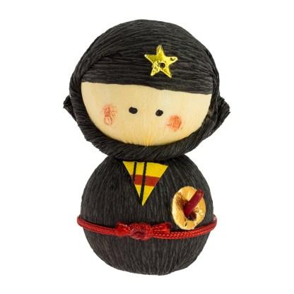 Culbuto Okiagari Ninja Noir