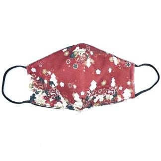 Masque en tissu Fleurs du Japon N°03
