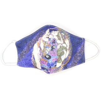 Masque en tissu Les vierges de Klimt