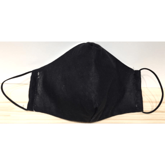 Masque pour enfant noir