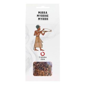 Encens en résine Myrrhe