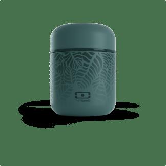 Boîte à bento isotherme MB Capsule graphic Jungle Monbento