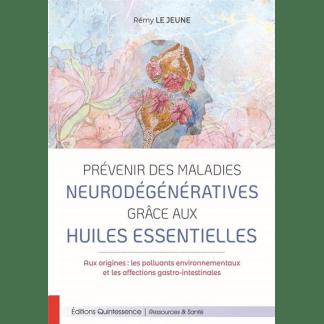 Prévenir des maladies neurodégénératives grâce aux huiles essentielles