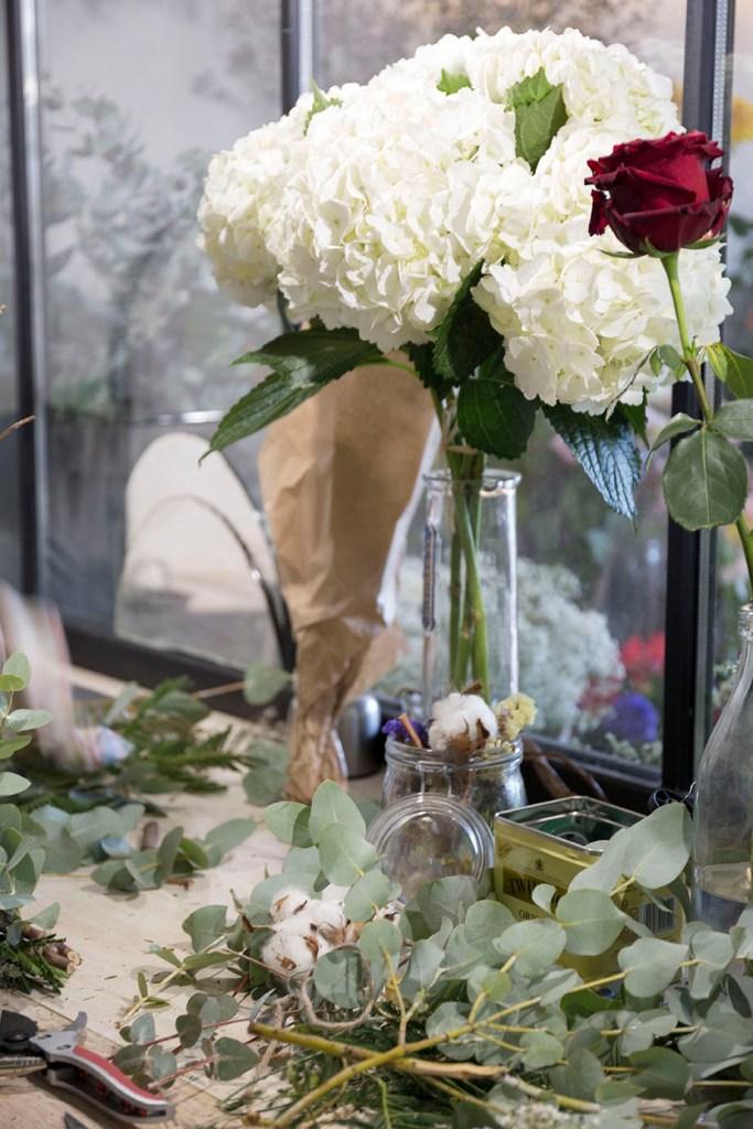 fleuriste marguerite flower shop