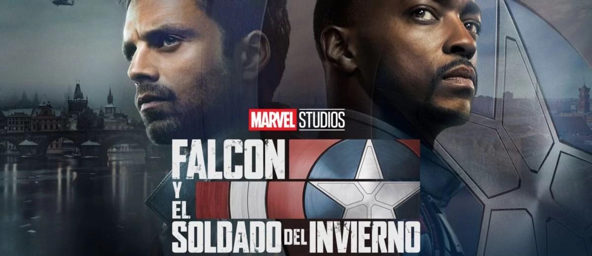 Ver online El Falcon y el Soldado del invierno en HD