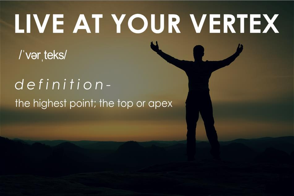 LIVE AT YOUR VERTEX
