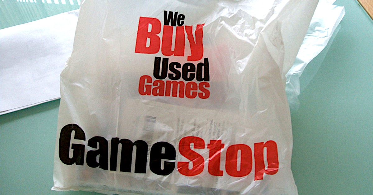 Gamestop_short squeeze
