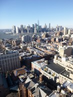 Great view of Manhattan!