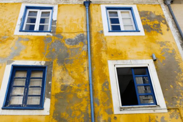 obras en fachadas